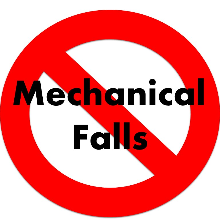 mechanical falls